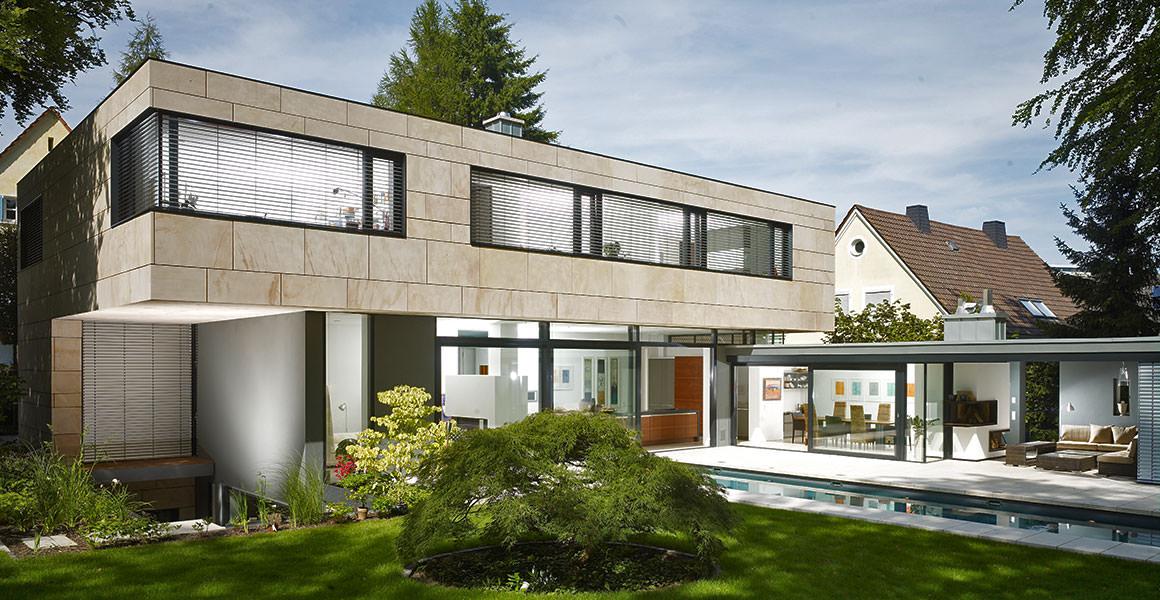 haus l projekte gr f architekten. Black Bedroom Furniture Sets. Home Design Ideas